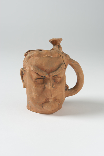 Robert Menzies mug (unglazed)